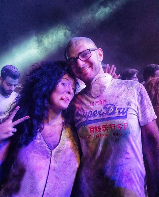 Love is to get messy together 🎡 Не знаю, все ли ливанские армяне такие лег (Beirut, Lebanon)