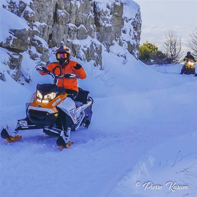 sunday ride adventure adventuretime skidoo sundayfunday lebanon ...