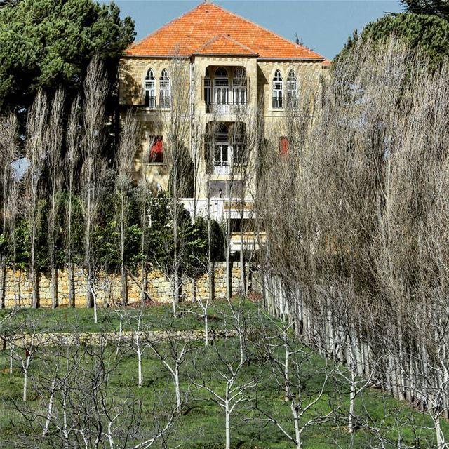 شتوية بيت 🏠❤... lebanon sawfar livelovesawfar lebanesevillages ... (Sawfar, Mont-Liban, Lebanon)