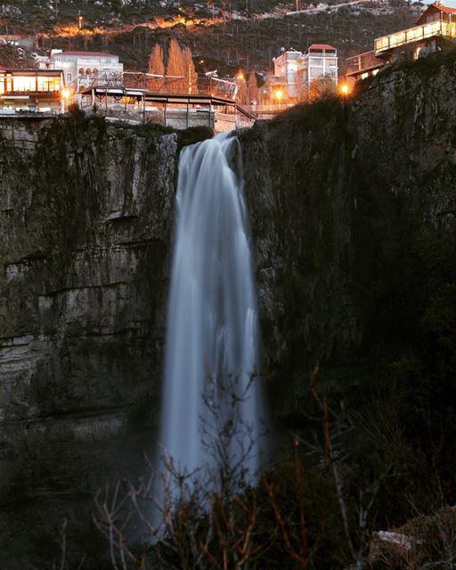 jezzine waterfalls ... photography photographer photooftheday... (Jezzîne, Al Janub, Lebanon)