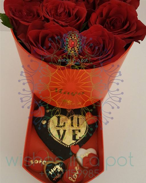 Did you get the right valentinesday gift this year ?!او ح تعيّد مع الم