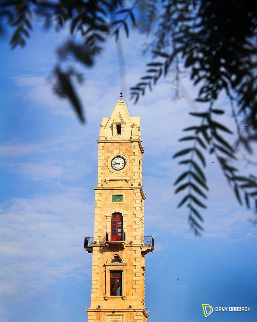 Time is worth everything, so I'm leaving all behind. time clocktower ... (Tripoli, Lebanon)