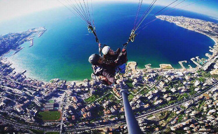 SunnyDays Harissa BeautifulLebanon Repost @lebanon_travel_guide・・・... (Harîssa, Mont-Liban, Lebanon)