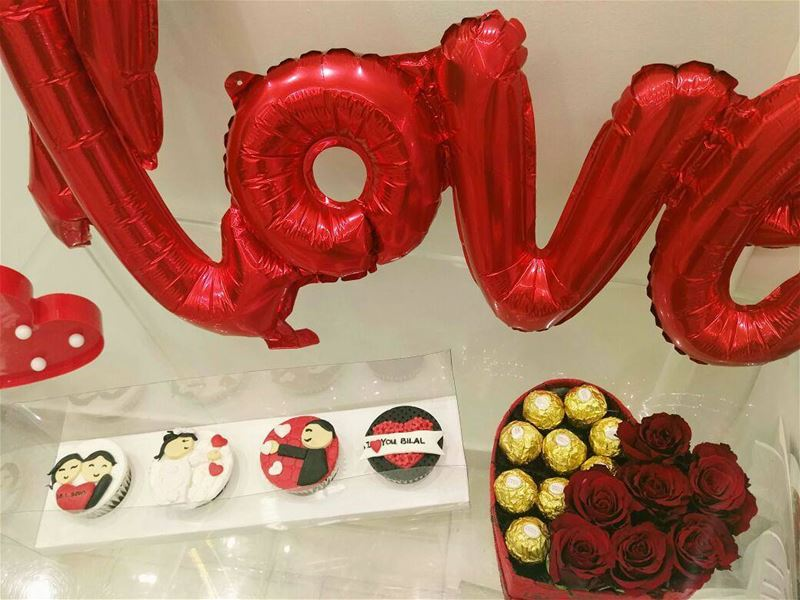 ValentinesPackage for 60$ Only! T: 71159985It includes: heart box of ...