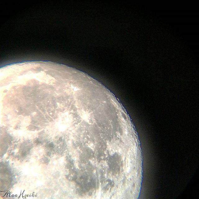 🌝 ᴺᵉᵛᵉʳ ˢᵗᵒᵖ ᴸᵒᵒᵏⁱⁿᵍ ᵁᵖ 🌝... Hseiki Lebanon moon f4f l4l ... (Baïssoûr, Mont-Liban, Lebanon)