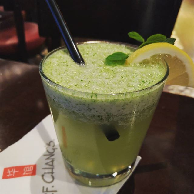 mintedlemonade lemonade🍋 mint p.f.chang's fresh yummy ...