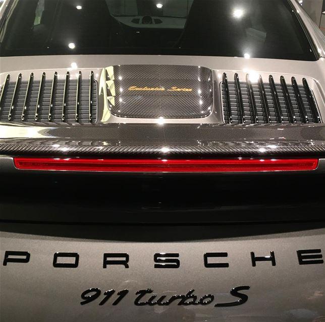porsche porsche911 porschestudiobeirut turbo turbosexclusiveseries ...