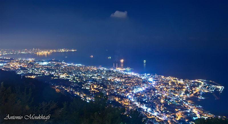 beirut jounieh ... (Harisa, Mont-Liban, Lebanon)