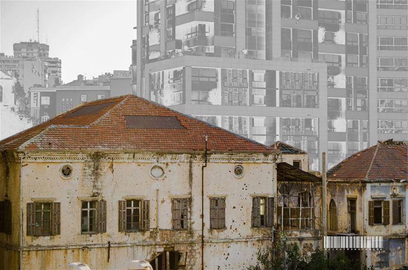 Save Beirut Heritage........ travelawesome exploretheglobe ... (Beirut, Lebanon)