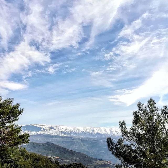 ... landscapephotography landscapelover landscape_captures ... (Baïssoûr, Mont-Liban, Lebanon)