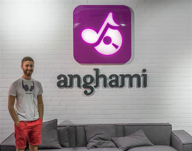 5 years at Anghami today! Growth, inspiration, and lots of music 💓 ... (Anghami Lebanon)