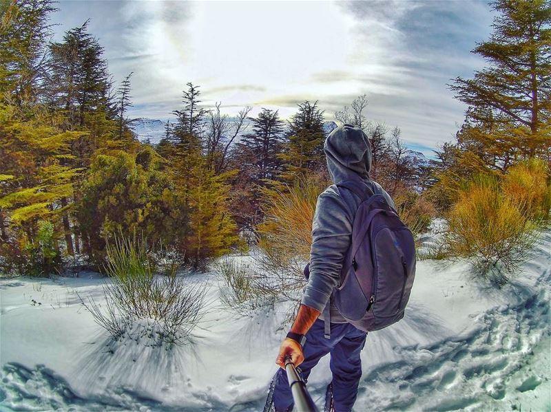 Let's....... letsgo adventure nature naturelovers livelovesports ... (Jord Tannoûrîne)
