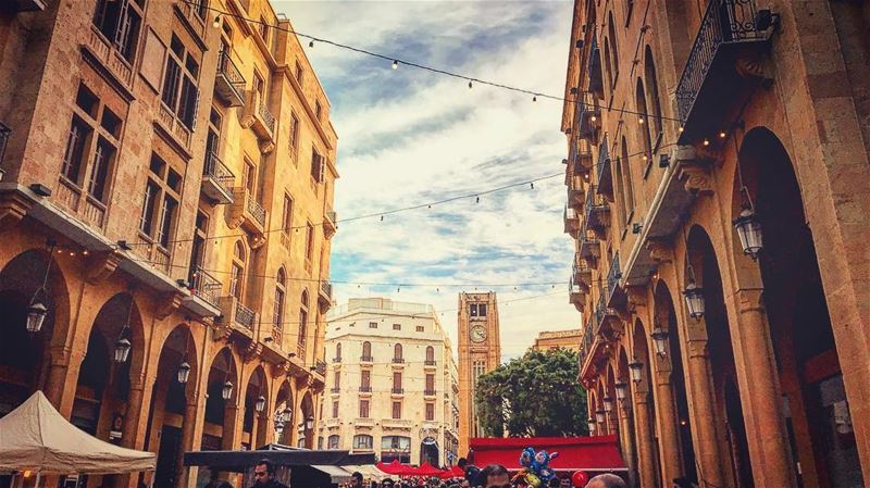 natureoftheplanet1 lebanoninapicture yourlifeoutdoors ... (Downtown Beirut)