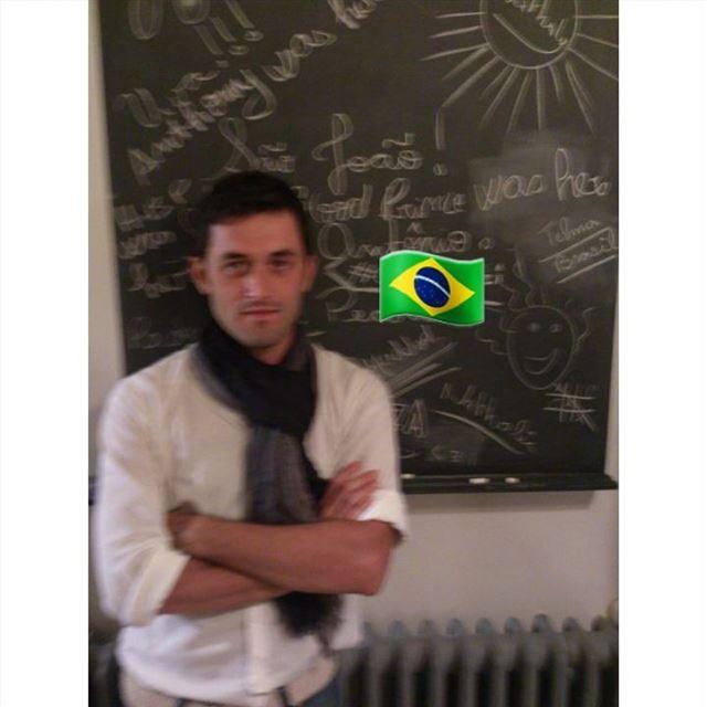 Megapixel değerlerinin bi elin parmaklarını geçmediği zamanlar... baby, it' (Brazil-Lebanon Cultural Center / Centro Cultural Brasil-Líbano)