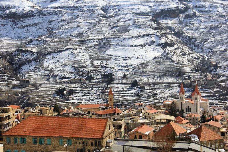 ******************************* ******** lebanon lebanon_hdr bcharre... (Bcharré, Liban-Nord, Lebanon)