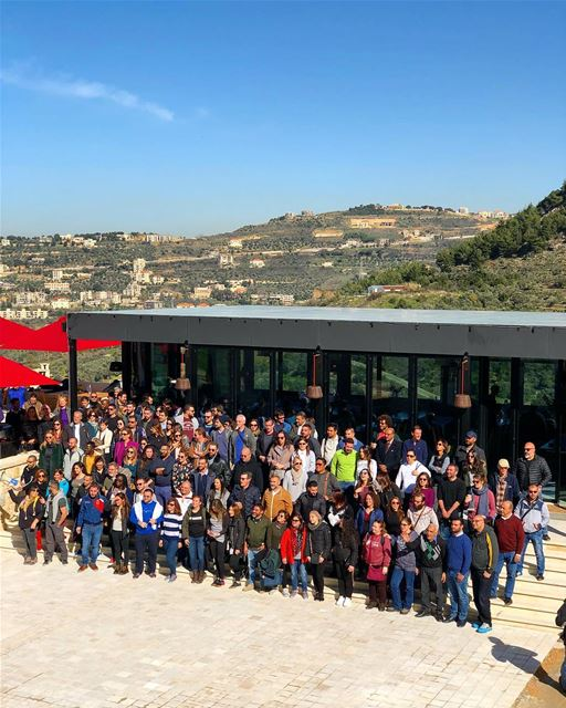 UNHCR Lebanon takes a well-deserved day off work in Bkerzay Bkerzay ... (Bkerzay)