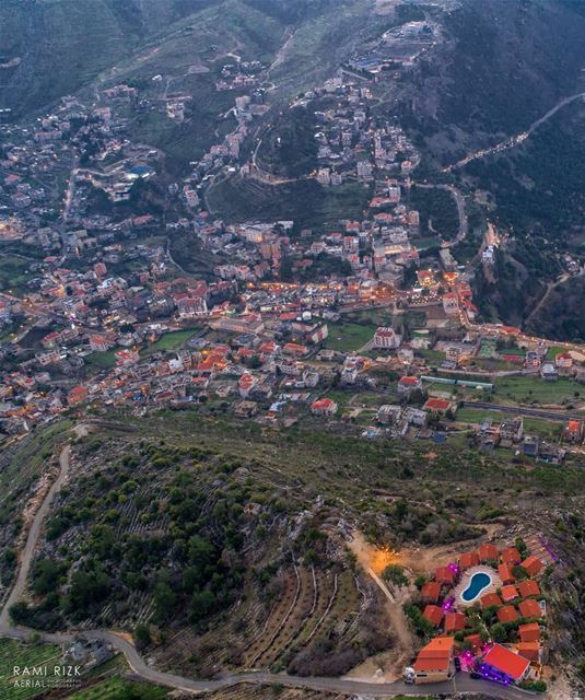 JEZZINE ❤️... jezzine lebanon dji drones quadcopter aerial ... (Jezzine District)
