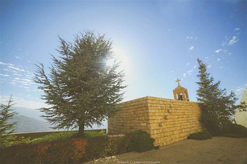 سيدة الحصن- إهدن ehden saydetelhosn randaychrabiehphotography ... (Ehden, Lebanon)