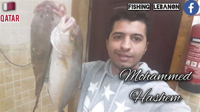 @mhmdhahsem @fishinglebanon - @instagramfishing @jiggingworld @whatsupleban (Qatar Doha)