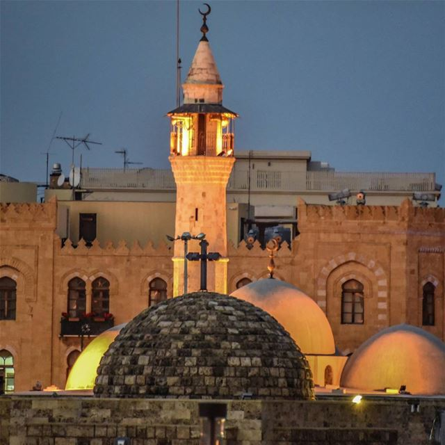 A church or a mosque? lebanon beirut livelovebeirut ig_lebanon ... (Beirut, Lebanon)