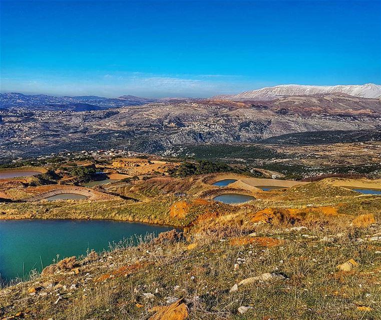 Hiking moments hiking fun adventure landscape landscapephotography ... (Qarnayel)