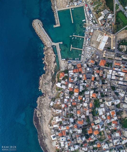 Batroun By The Vivid Sea 🏠... lebanon batroun dji drones ... (Batroûn)
