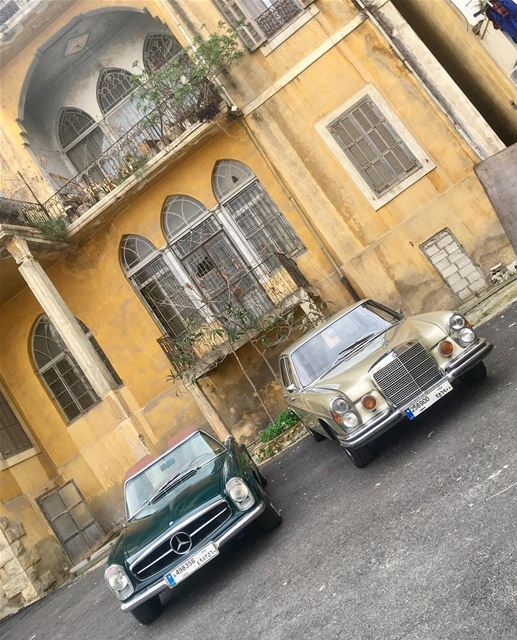 Old but gold sort of... (Downtown Beirut)