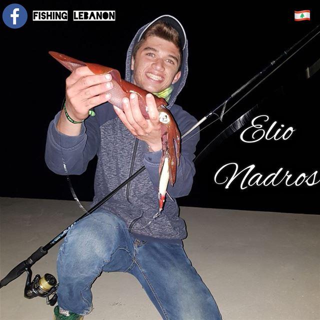 @elio.nadros @fishinglebanon - @instagramfishing @jiggingworld @whatsupleba (Saïda, Al Janub, Lebanon)