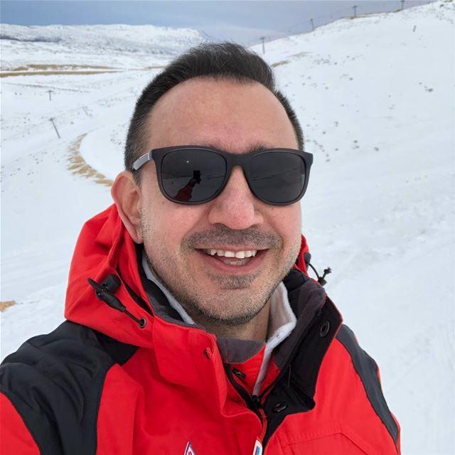 Did u smile today? mzaar lebanon ski snow sun smile energy live ... (Mzaar Kfardebian)