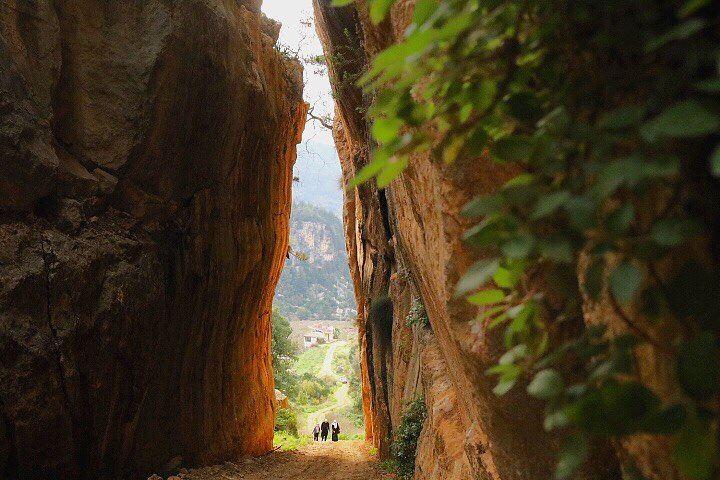 The road less traveled and beyond ⛰🛤⛰.......... lebanon ... (Kafr Mattá, Mont-Liban, Lebanon)