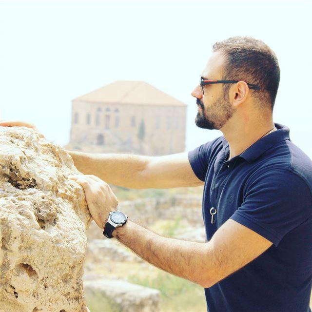 throwback to my beautiful city Byblos travel club beard beardedmen ...