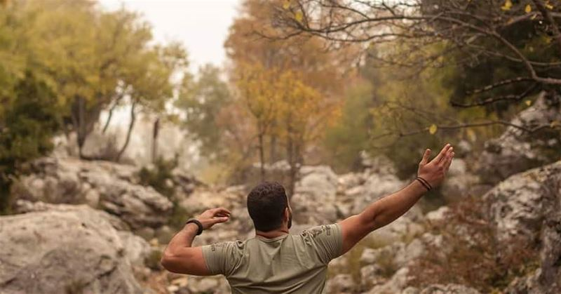 There is always a way to go if you look for it. JabalMoussa (Photo...