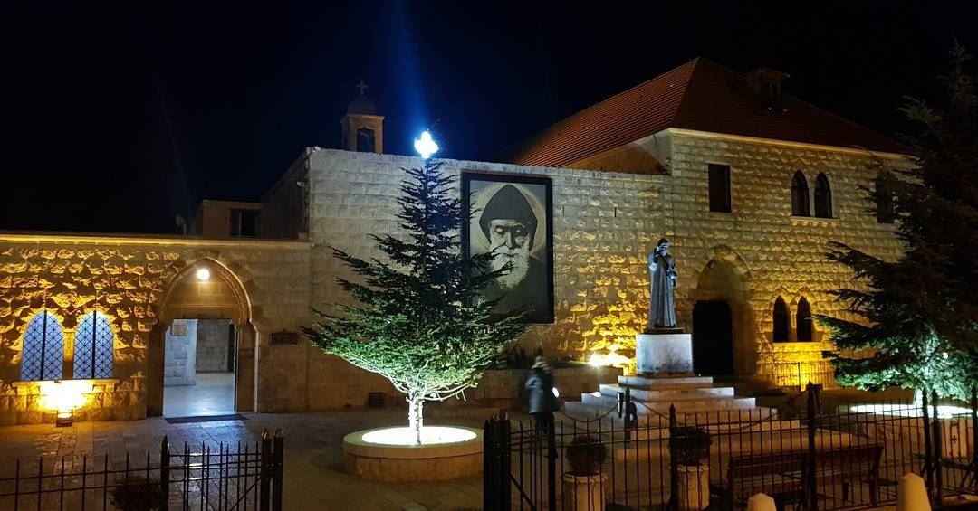 faith pray saint charbel annaya ... (Mazar Saint Charbel-Annaya)