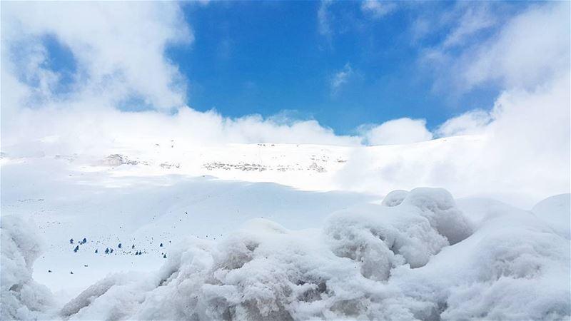 💙 (El Arz, Liban-Nord, Lebanon)