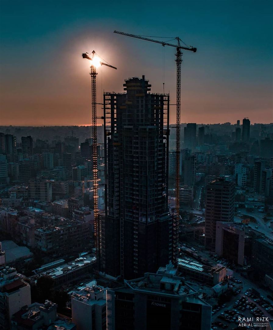 Black Urbanism 🏗️... lebanon dekweneh dji drones quadcopter ... (FortyFour)
