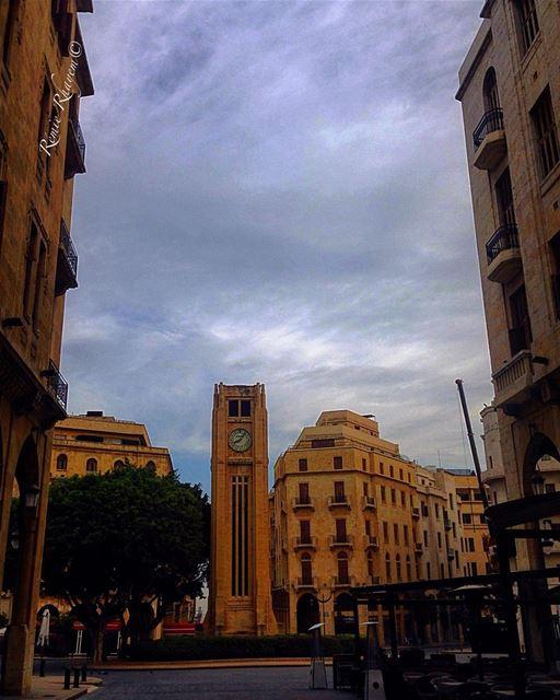 ~Morning 👋🏻 ~ (Downtown Beirut)