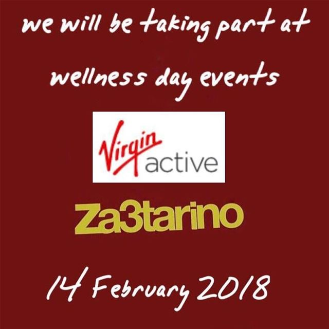 Happy to take part of the wellness day event at Virgin Active Mill Hill 😊...