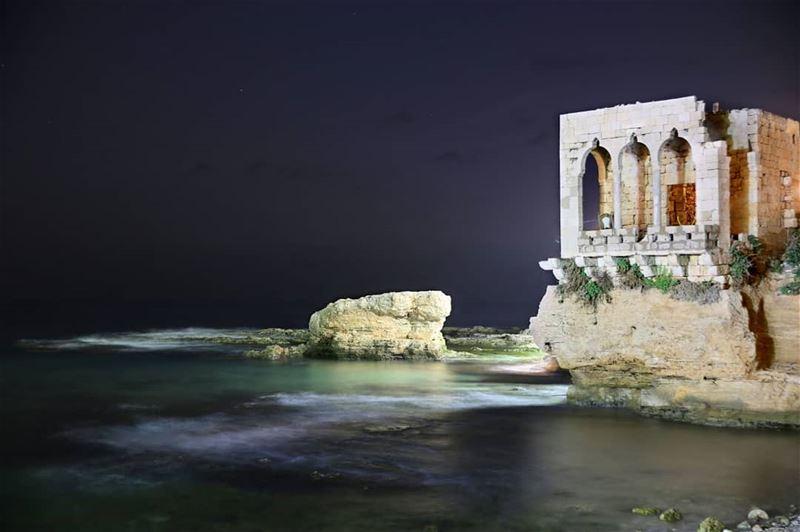 batroun bahsa gulf sea mediterraneansea batrounbeach batrouncoast ... (Batroûn)