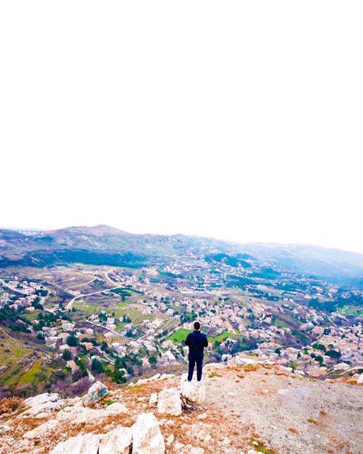 Lamartine ⛰..... photography mavicpro lebanon drone ... (Falougha, Mont-Liban, Lebanon)