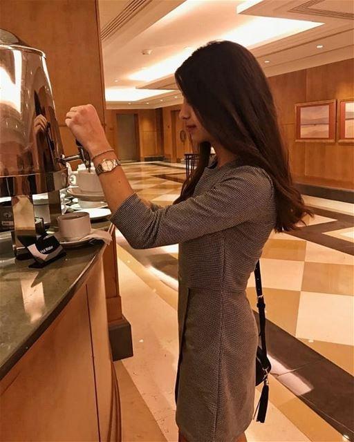 'Espresso' yourself better💬☕ (Mövenpick Hotel & Resort Beirut)
