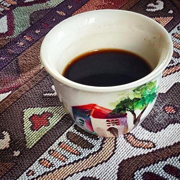 My Morning coffeeAvailable @maison_de_lartisan @lartisanduliban or...