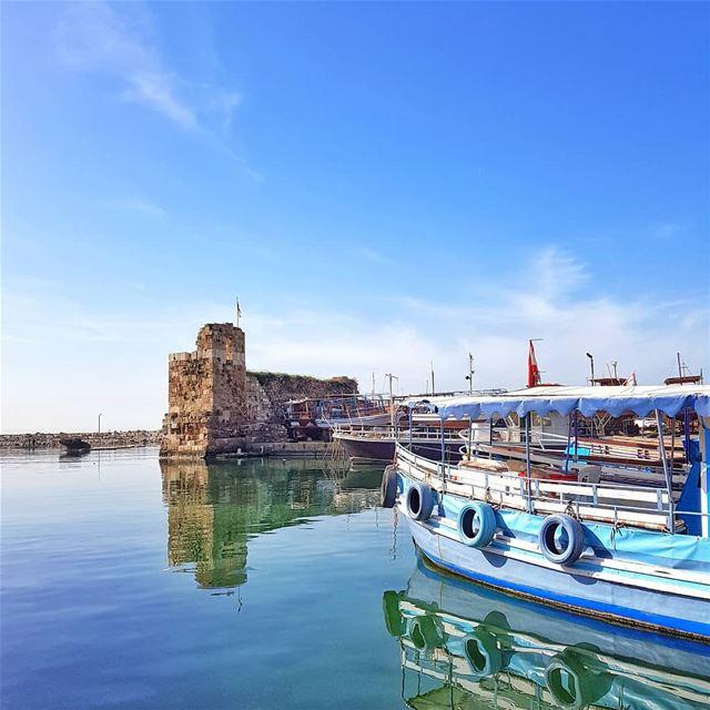 My Favourite Spot❤ lebanon beirut livelovelebanon lebanon_hdr ... (Byblos - Jbeil)