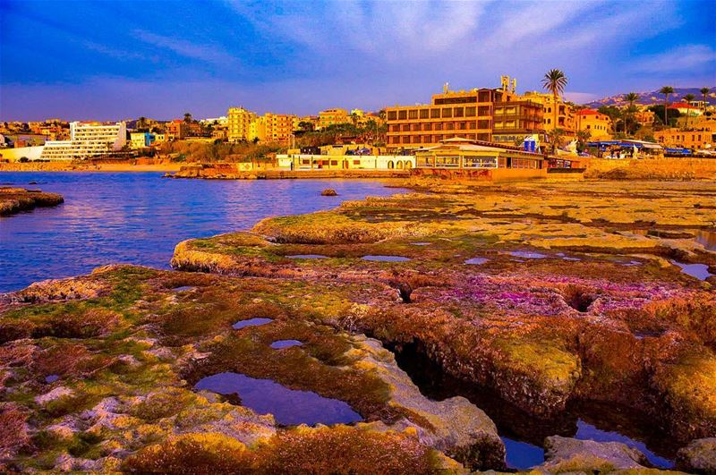 "The most important thing in a communication is hearing what is not said.."" (Byblos Sur Mer)"