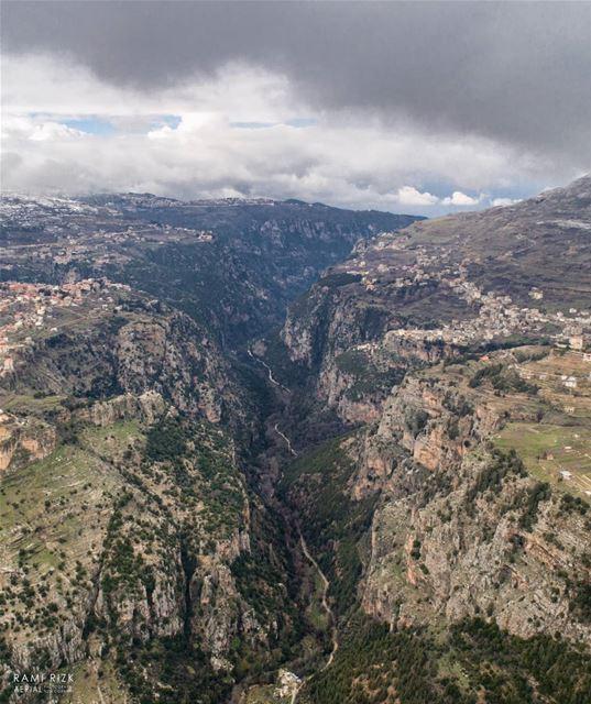 Where We Belong ✝️... qadishavalley bchare northlebanon lebanon ... (Kadisha Valley)