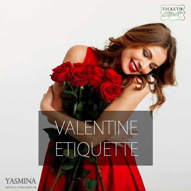 Vera on the proper way to celebrate Valentine's Day with @gracytta in @yas (Beirut, Lebanon)
