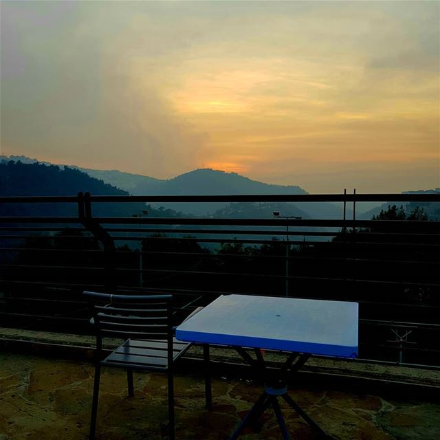 jeita Keserwan lebanon lebanonspotlights $sunset ... (Jeita-Keserwan)
