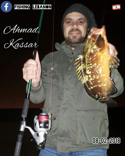 @kassar_sport @fishinglebanon - @instagramfishing @jiggingworld @whatsupleb (Beirut, Lebanon)