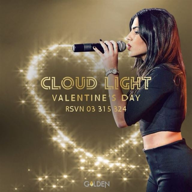 Let's celebrate Jackie's love this Valentine with Cloud Light on Wednesday...
