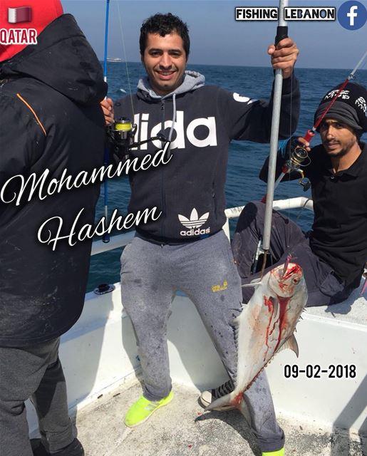 @mhmdhahsem @fishinglebanon - @instagramfishing @jiggingworld @whatsupleban (Qatar Doha)