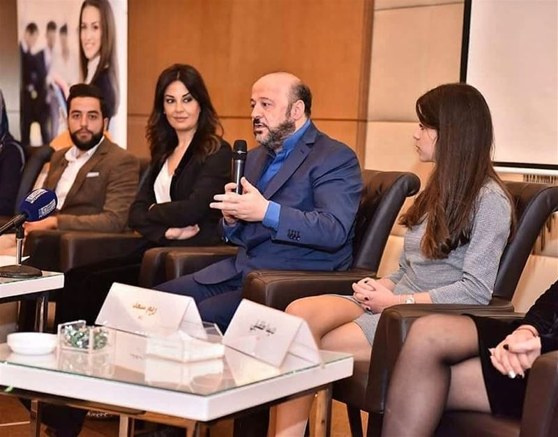 SHE can lead a future too!♀️ (Mövenpick Hotel & Resort Beirut)